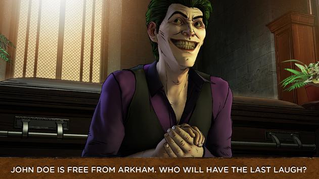 Batman: The Enemy Within screenshot 2