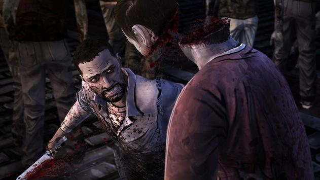 The Walking Dead: Season One تصوير الشاشة 14