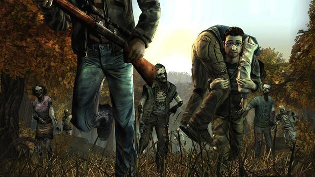 The Walking Dead: Season One تصوير الشاشة 10