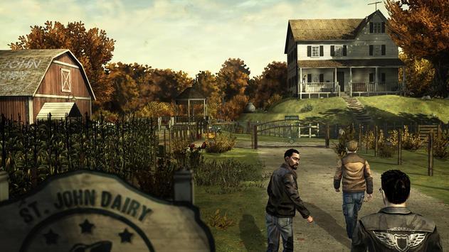 The Walking Dead: Season One تصوير الشاشة 11