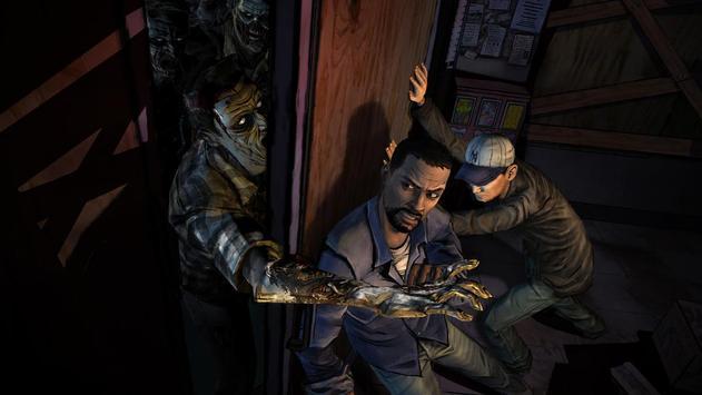 The Walking Dead: Season One تصوير الشاشة 1