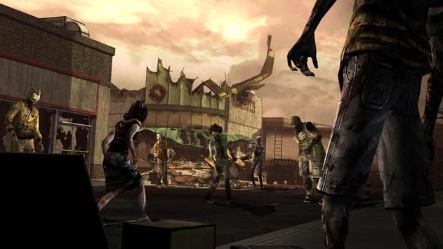 The Walking Dead: Season One تصوير الشاشة 20