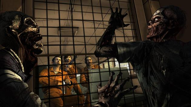 The Walking Dead: Season One تصوير الشاشة 7