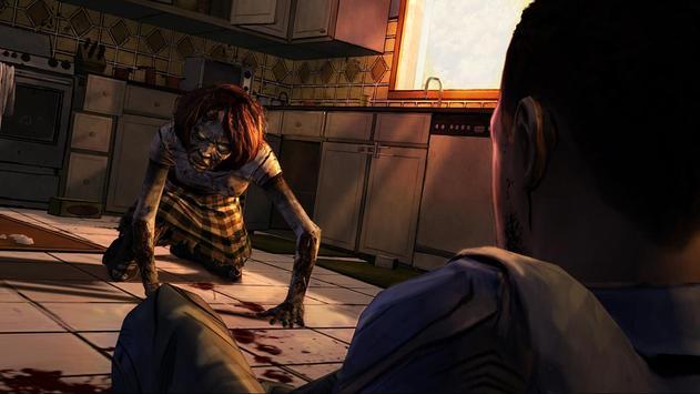 The Walking Dead: Season One تصوير الشاشة 8