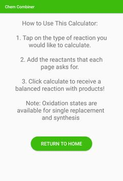 Chem Combiner screenshot 10
