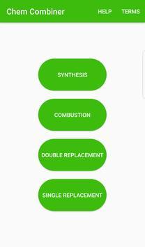 Chem Combiner screenshot 1