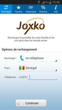 Joxko apk screenshot