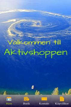 Aktivstockholm poster