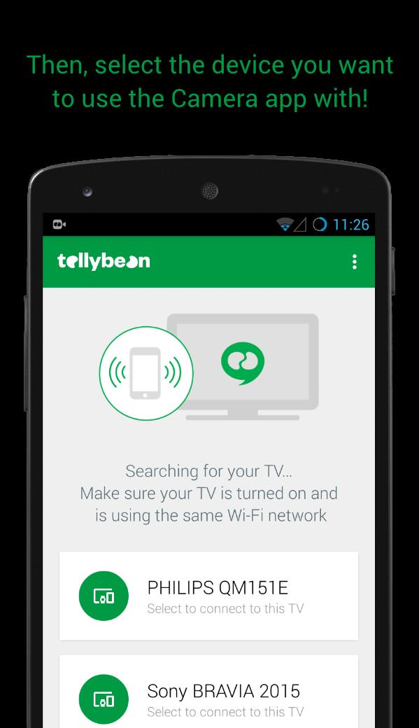 Tellybean Camera for Android - APK Download