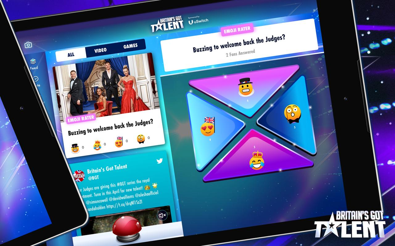 Britains got talent videos app for android apk download.