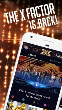 Poster The X Factor