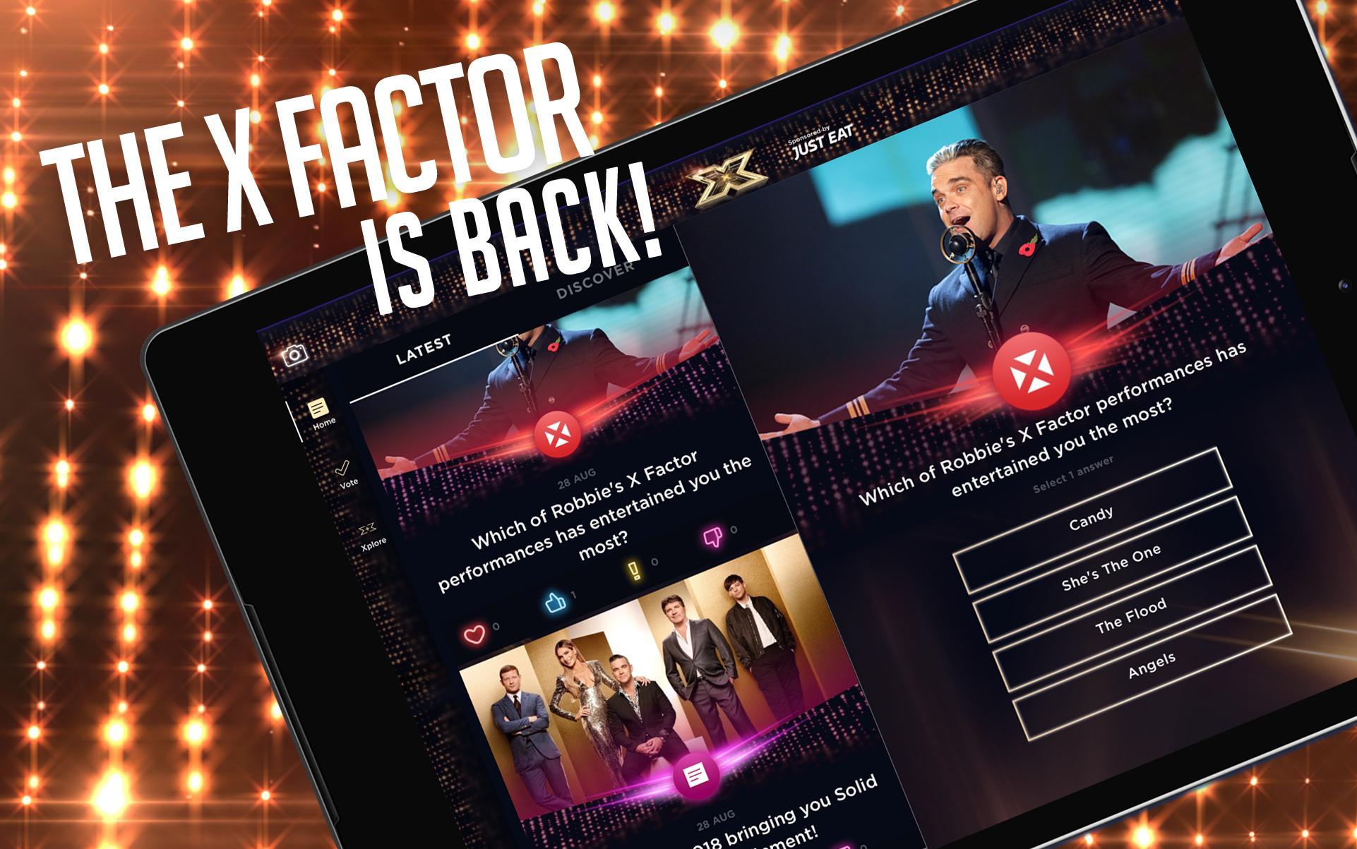The X Factor for Android - APK Download
