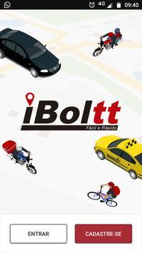 Prestadores do iBoltt poster