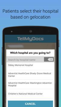 TellMyDocs screenshot 1