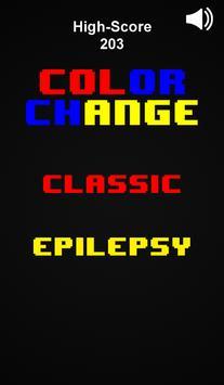 Color Change screenshot 1