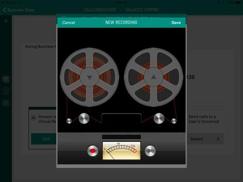 Call Conductor capture d'écran 4