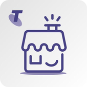 Telstra Home Dashboard™ icon