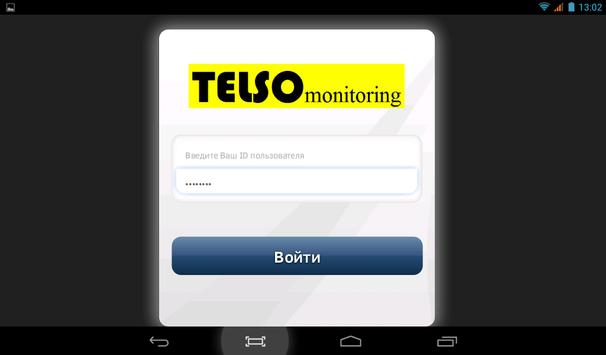 TELSO monitoring screenshot 6