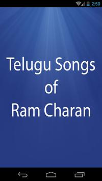 Telugu Songs of Ram Charan poster