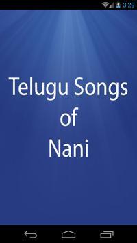 Telugu Songs of Nani poster
