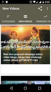 Telugu Video Status And Telugu Status Videos App For Android