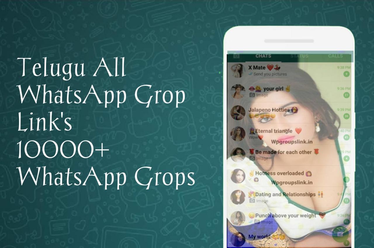 Telugu WhatsApp Group Links & Telugu status for Android