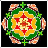 Rangoli By Telugu Mitrulam icon