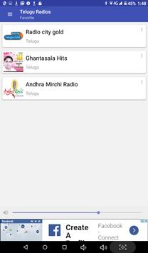TeluguRadios - Telugufm - Andhra Telangana Radios screenshot 10