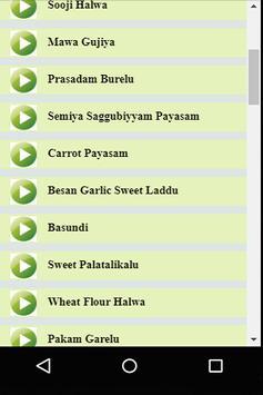 Telugu Ganesh Chaturthi Recipes apk screenshot
