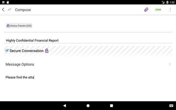 TELUS Business Messaging screenshot 13