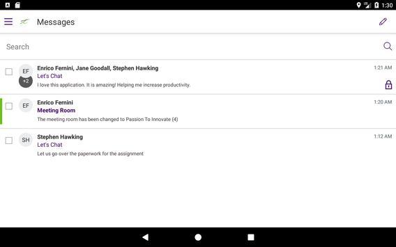 TELUS Business Messaging screenshot 9