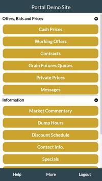United Grain Corporation screenshot 1