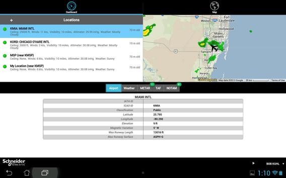 AviationSentry TabletBrief apk screenshot
