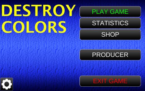 Destroy Colors apk screenshot