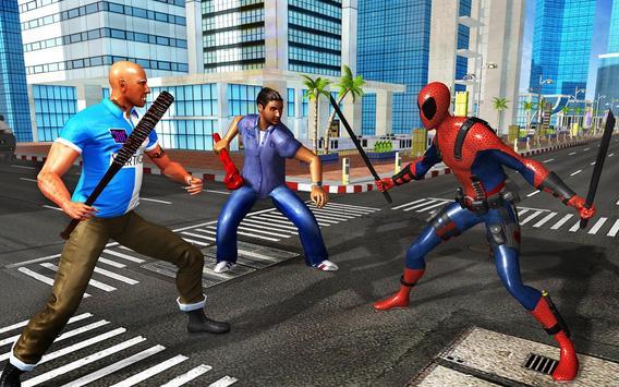 Spider Pool Hero screenshot 2
