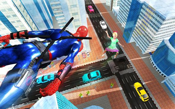 Spider Pool Hero screenshot 3