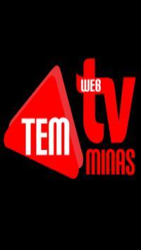 Web TV Tem Minas apk screenshot