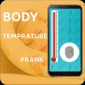 Body Temprature Prank icon
