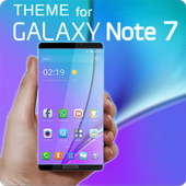 Theme for Samsung Galaxy Note7 icon