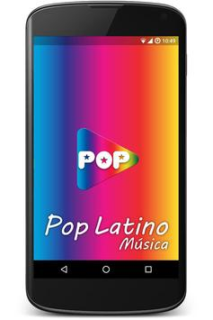 Latin Pop Music poster