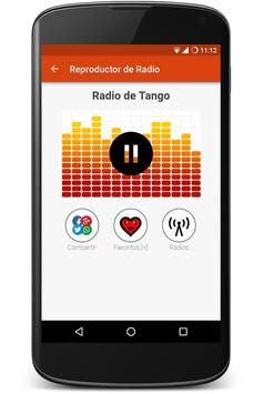 Tango Music apk screenshot