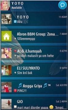 Tema Transparan Terbaru apk screenshot
