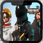 Fortnite Mobile Battle Royale Amoled 4K icon