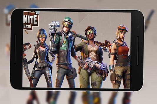 Fortnite Mobile Battle Royale Amoled 4K screenshot 1