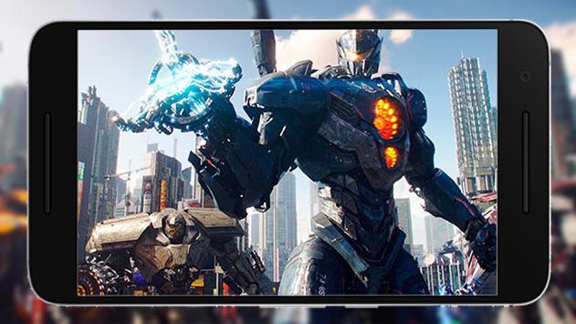 Pasific Rims - Uprising 4K Wallpaper apk screenshot