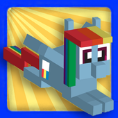 Skins Little Pony Minecraft icon