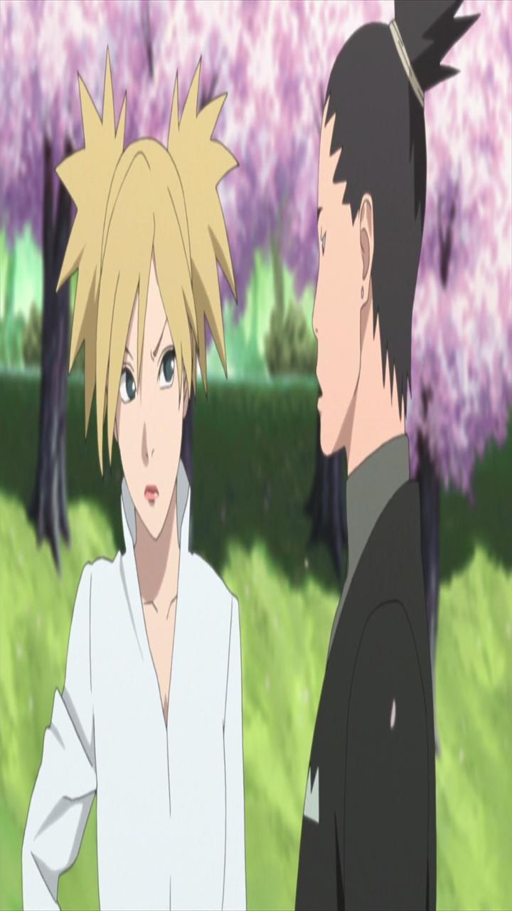 Shikamaru temari and naruto