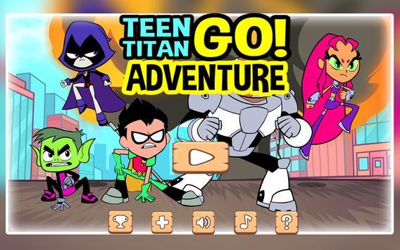 Teen Subway TitanGO Games poster