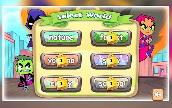 Teen Subway TitanGO Games apk screenshot