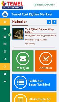 Temel Etüt Eğitim Merkezi screenshot 1
